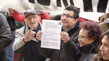 convocan a una nueva movilizacion contra el tarifazo