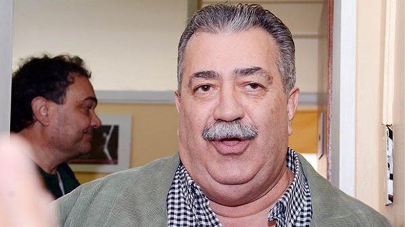 En plena carrera electoral Héctor González se fracturó una pierna