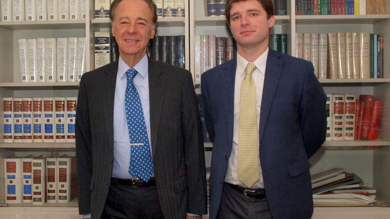 Jorge Alterini y el magister Ignacio Alterini dirigen y coordinan