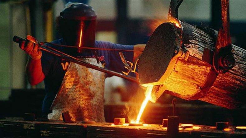 La Cámara Argentina del Acero brindó datos del sector siderúrgico.