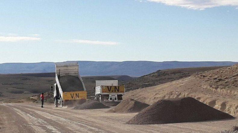 El paro de trabajadores viales no afecta el plan invernal  en las rutas de Santa Cruz