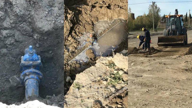 Se normaliza la provisión de agua en Bella Vista Norte y Laprida