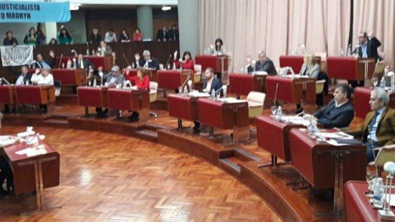 Es ley la emergencia en violencia de género en Chubut