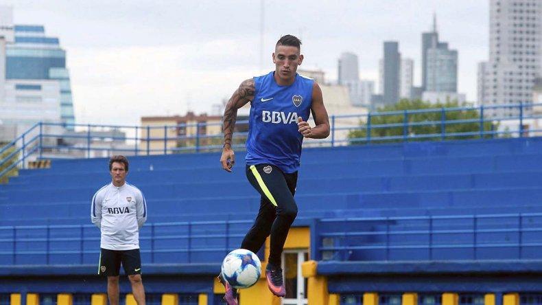 Ricardo Centurión volverá después de tres partidos.