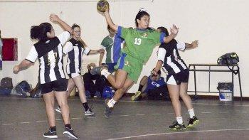 Con buen poder de convocatoria se concretó el Torneo de Cadetes de balonmano Lucila Castro.