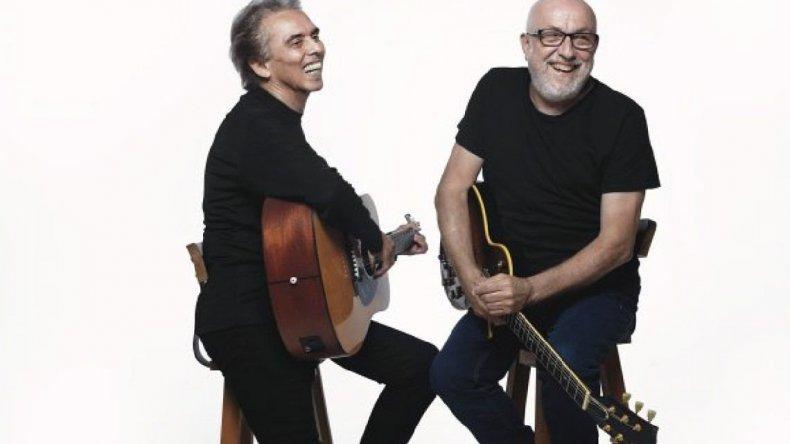 Jairo y Baglietto se presentarán juntos en Comodoro