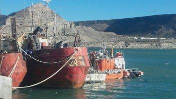 El Puerto de Comodoro presenta la mayor actividad operativa de los últimos años
