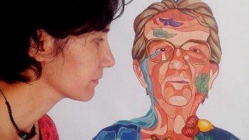 inauguran la muestra sentidos figurados: pictografias del ser