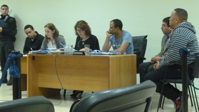 Banda de dominicanos: recibieron condenas de 7 y 8 años