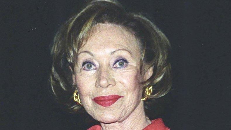 Ernestina Herrera de Noble llegó a ser una de las mujeres con más fortuna de Argentina.
