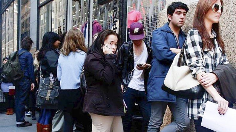 Hay casi un 10% de aumento en la desocupación