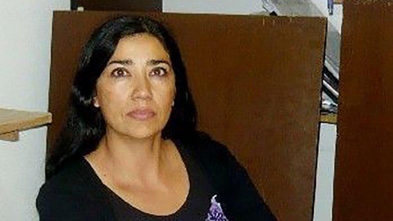 Marcela Amado viajaba como acompañante en la camioneta del IPV que volcó ayer en cercanías de Río Pico.
