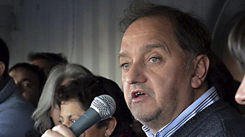 Carlos Linares reiteró su postura a favor de un debate sobre la minería en Chubut.