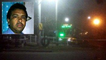 un colectivero fue asesinado por motochorros