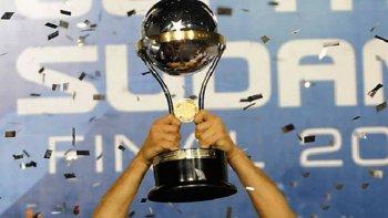 copa sudamericana: estos seran los rivales de los equipos argentinos