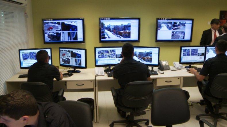 Centro de monitoreo: piden que funcione y lo más rápido posible
