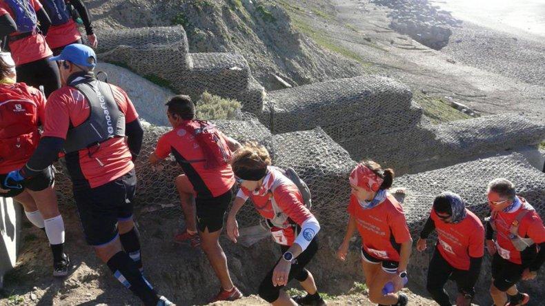 La competencia contó con gran participación de atletas de diferentes puntos de la región.