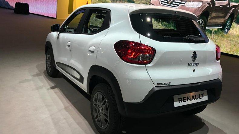 Renault presentó el Kwid