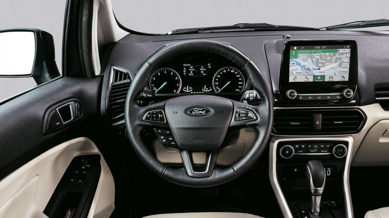 Avant premiere para la renovada Ford EcoSport