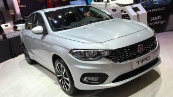 fiat anticipa la llegada del sedan tipo