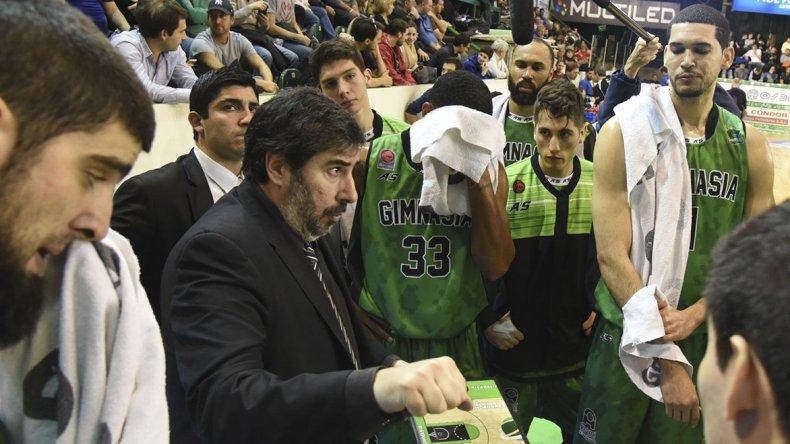 Gonzalo García cumplió un ciclo en Comodoro Rivadavia y se alejó de Gimnasia y Esgrima.