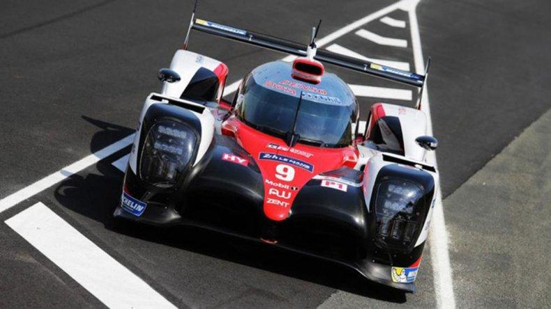 José María López a punto de cumplir su sueño de correr en Le Mans. Será el segundo argentino.