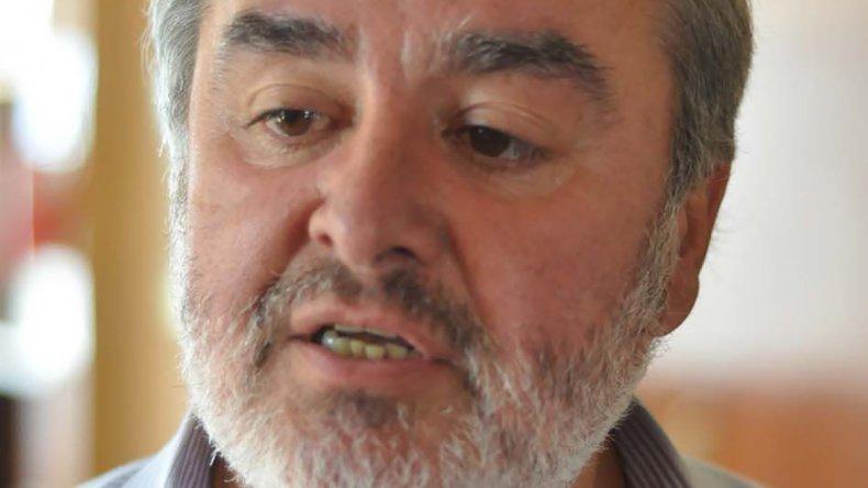 Rubén Zárate fue ministro de Educación durante la anterior gestión provincial.