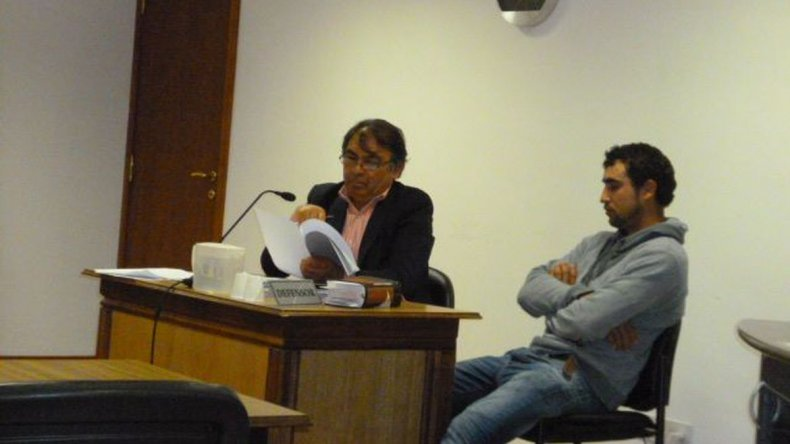 Sarmiento: ofrecen un juicio abreviado para el que atropelló a un inspector