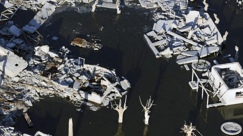 El exceso de construcciones y la falta de obras fueron su perdición y hoy solo quedan ruinas de lo que fue una próspera villa.
