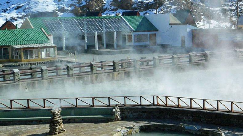 Las aguas termales ofrecen diferentes tratamientos de salud y bienestar para desestresarse.