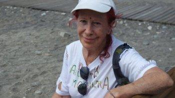 la abuela mochilera: la edad en los viajes no existe