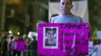 el peor dia del padre: hace 40 dias que espera a su hija
