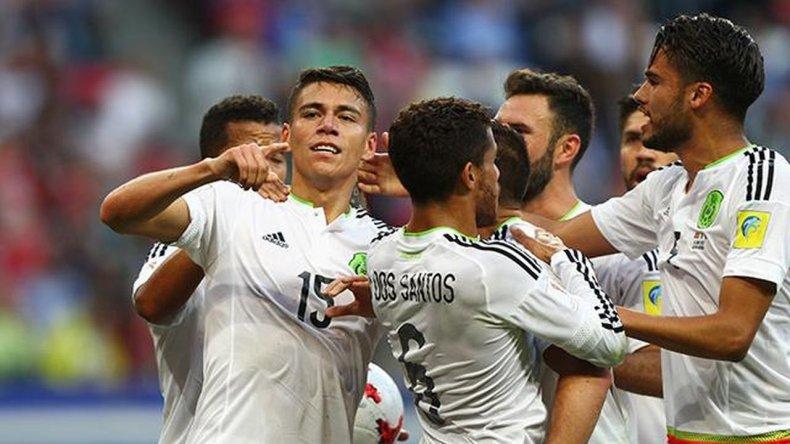 México y un agónico empate ante Portugal