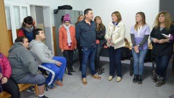 La Secretaría de Desarrollo Humano y Familia ya inició las actividades del taller de musicoterapia para personas con discapacidad.