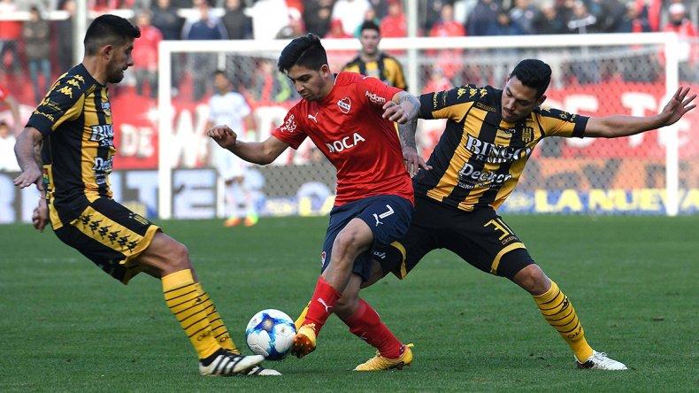 Independiente no pudo doblegar a Olimpo