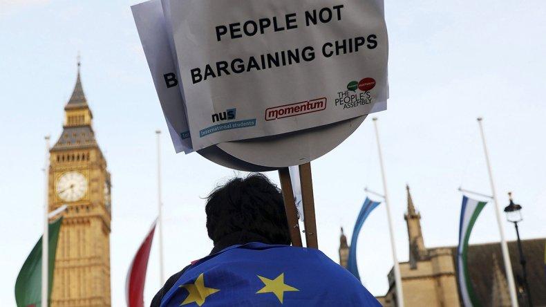 A pesar de la resistencia de un importante porcentaje de sus ciudadanos luego del referéndum