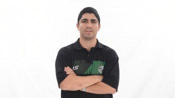 martin villagran es el nuevo  director tecnico de gimnasia