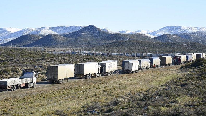 Vialidad Nacional demora los trabajos y seguirán interrumpidas las rutas 3, 25 y 40 en Chubut