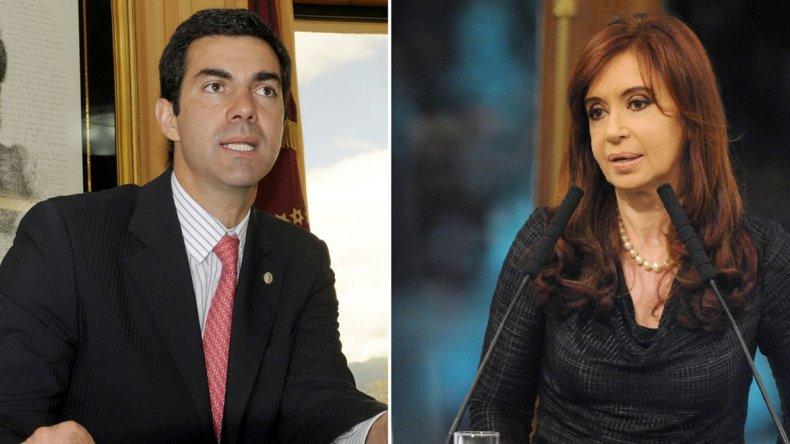 El gobernador salteño criticó a Cristina por formar el frente Unidad Ciudadana.