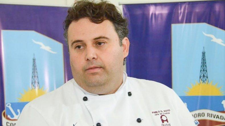 Pablo Soto será uno de los cocineros que ofrecerá degustaciones exclusivas.