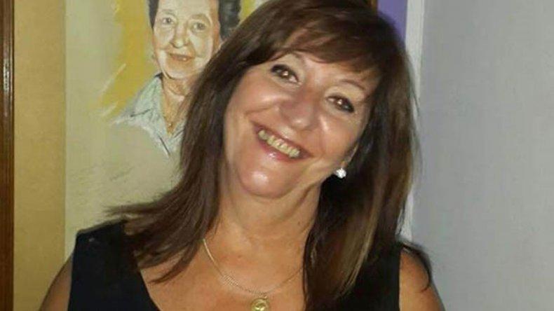 Sonia Cavagnini secundará a Gustavo Menna en la boleta de la Alianza Cambiemos.