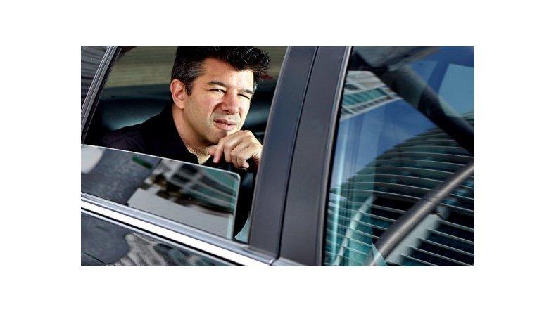El CEO de Uber, Travis Kalanick, deja la empresa