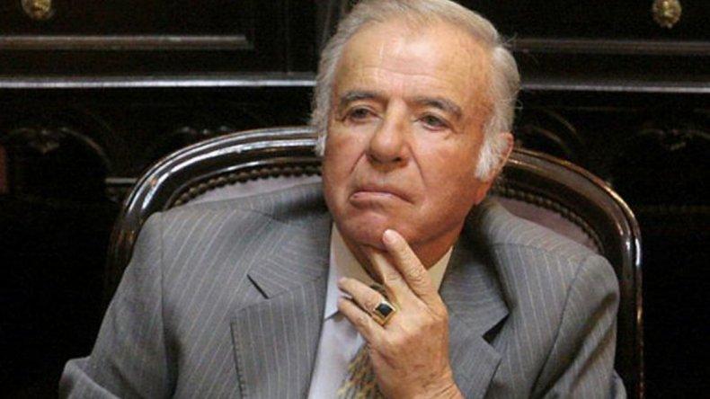 El expresidente fue condenado a prisión por tráfico de armas.