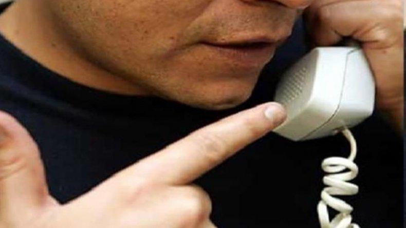 En Caleta Olivia ya se denunciaron al menos tres casos de estafas mediante llamados telefónicos de individuos que se hacen pasar por familiares de las víctimas.
