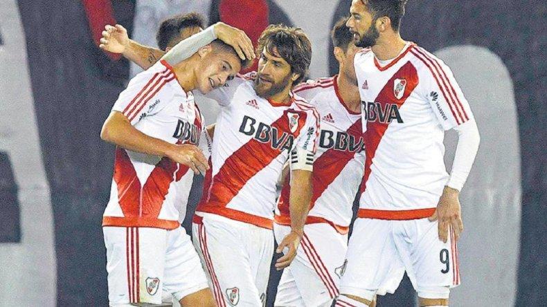 River ganó y quedó a un paso de la Libertadores 2018