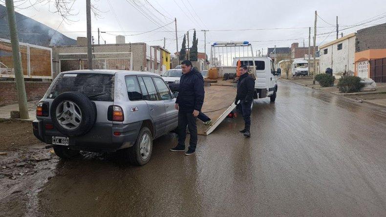 Recuperaron un vehículo que tenía pedido de secuestro