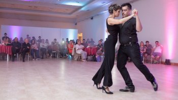 milonga, jazz y teatro en el centro cultural de rada tilly