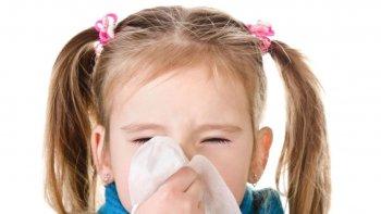 gripe: un riesgo para los ninos pequenos