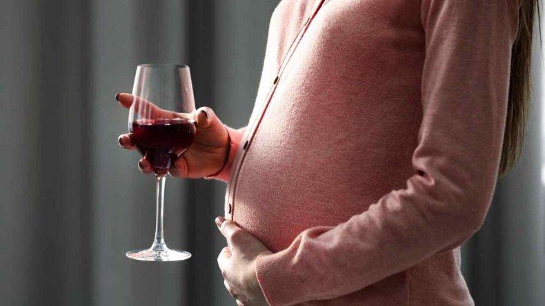Embarazo adolescente y alcohol