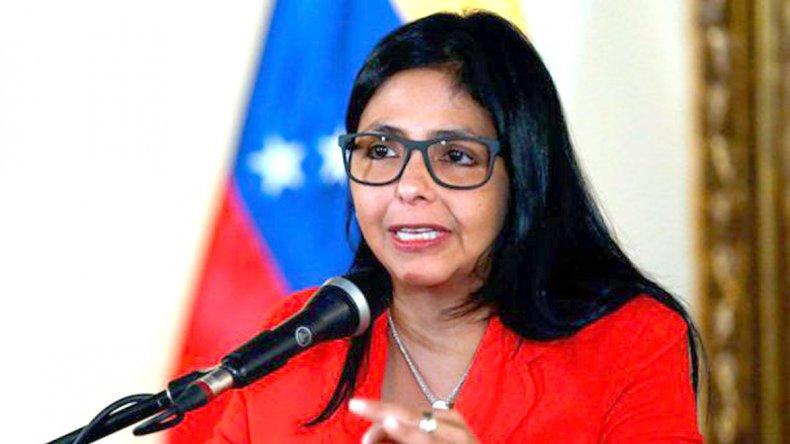 La canciller venezolana será reemplazada por Maduro.